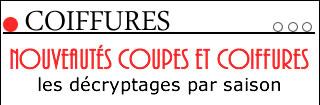 coiffures DECRYPTAGE