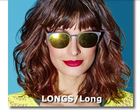 Coupe pour cheveux longs / Long hairstyles - été 2017