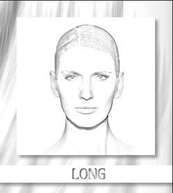 visage long