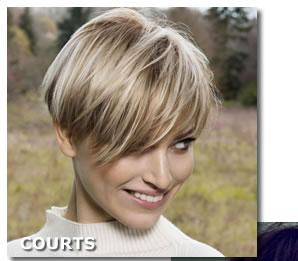 Automne-hiver 2016-2017 Cheveux courts