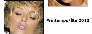 Coupes de cheveux Printemps-éte 2013