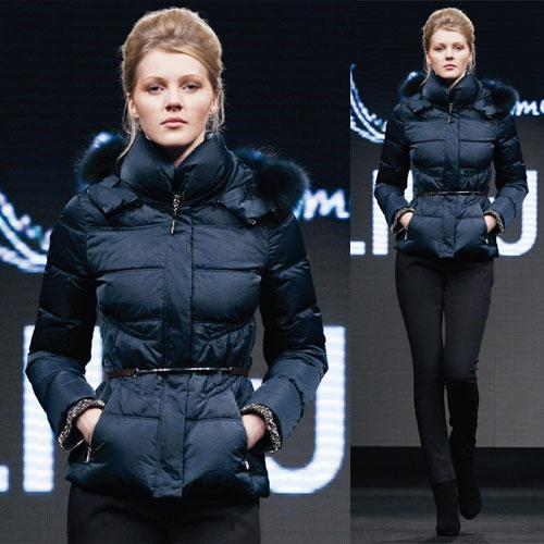 tendance-clé de l'hiver 2013 : la doudoune
