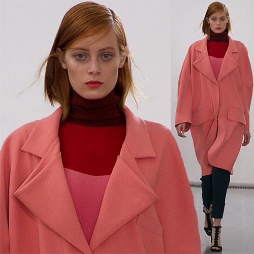Idée clé : le manteau XL