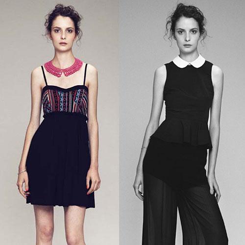 Tendance clé de la mode printemps-été 2013 : le petit col