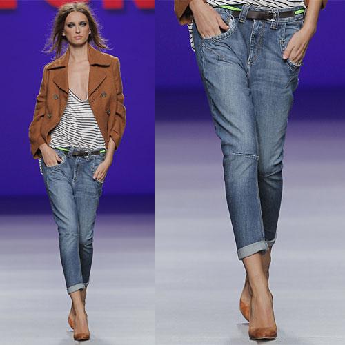 Tendance clé de la mode printemps-été 2013 : le slim loose