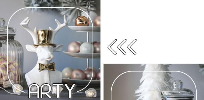 Cadeaux ARTY Noël 2016