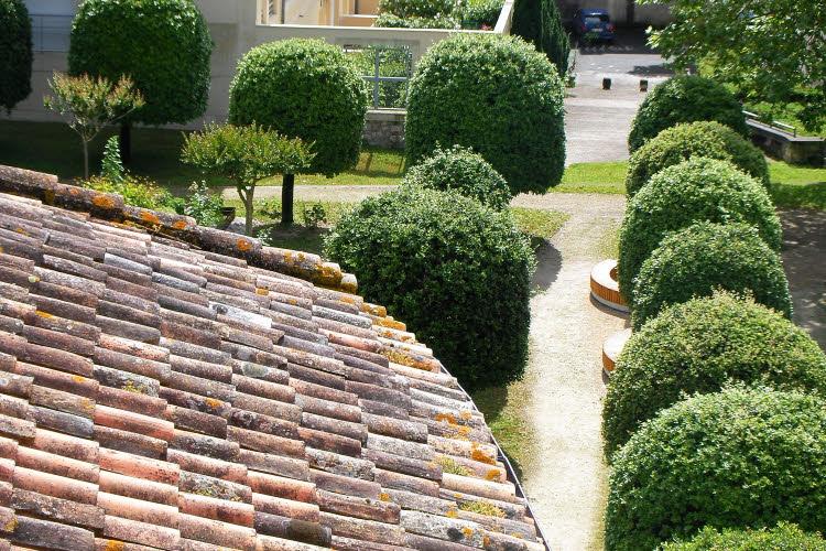 Jardins de l'Abbaye aux Dames de Saintes (D.R.)