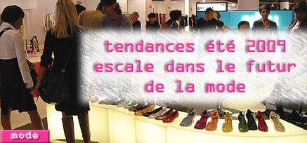 Paris, capitale de la mode met ses salons à l'heure d'été.