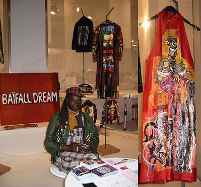 Baifall Dream - street art à Who's Next® (D.R.)