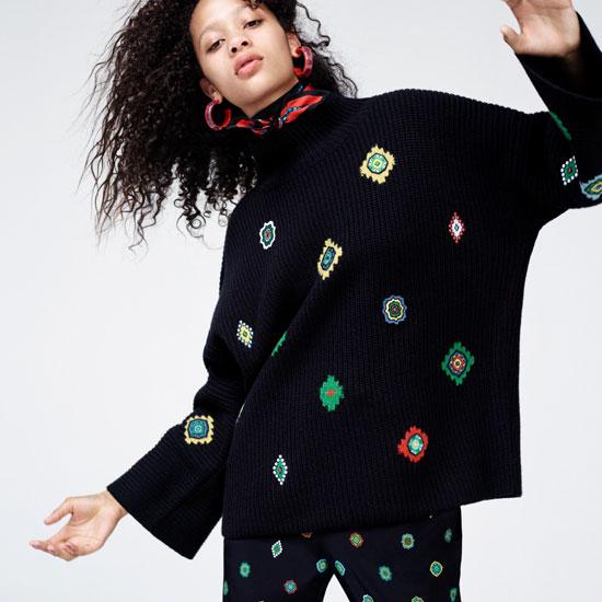 Pull de la collection KENZO x H&M.