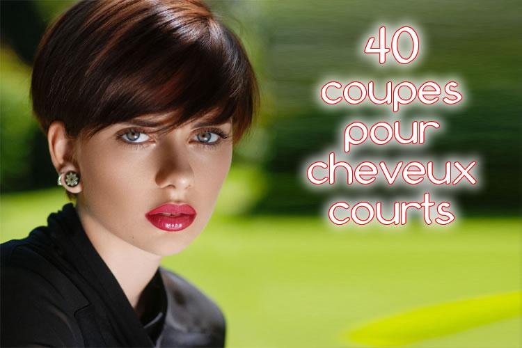 Hiver 2017 : CHEVEUX COURTS - Toutes les nouvelles créations coiffures - Coiffure Eugène PERMA