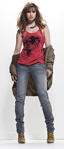 Jeans Lee Cooper Nirvana Banshee Supremes