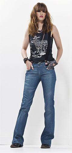 Jeans Lee Cooper Bextor Madonna