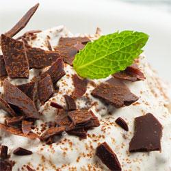 Petits sablés ganache chocolat