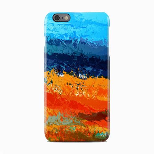 """Coque pour iPhone """"Digital watercolor"""""""