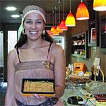 Les beignets de Divonne, une spécialité locale. (D.R.)