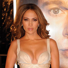 Jennifer Lopez à la première de 'The Curious Case of Benjamin Button'