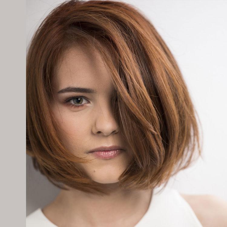 Coupe coiffure mi-longue - DAVID & Son - Tendances printemps-été 2017.
