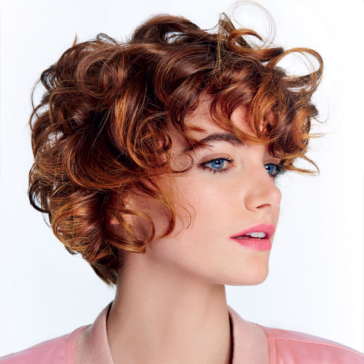Coupe coiffure mi-longue SHAMPOO Expert / Mid-length haircut - Tendances spring-summer 2017.