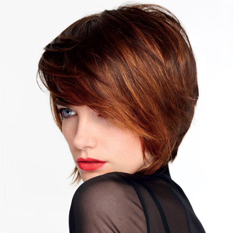 Coupe coiffure mi-longue SHAMPOO Expert - Mid-length haircut - Tendances spring-summer 2017.