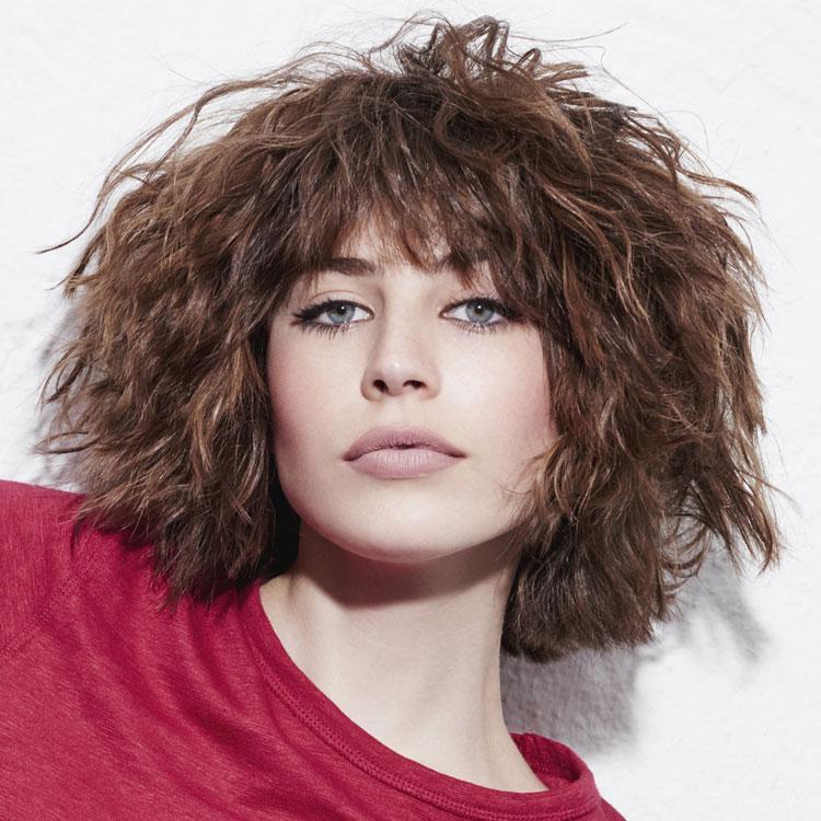 Coupe coiffure mi-longue Fabio SALSA - Mid-length haircut - Tendances spring-summer 2017.