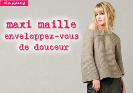 Maille XL, enveloppez-vous de douceur - Look Hugo Boss