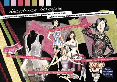 lingerie vintage