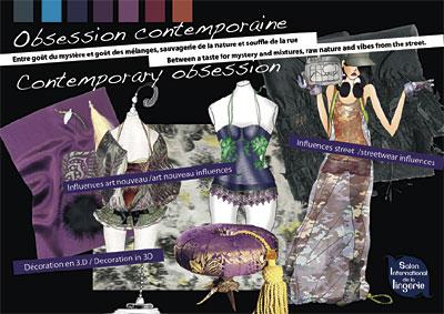 lingerie gothique