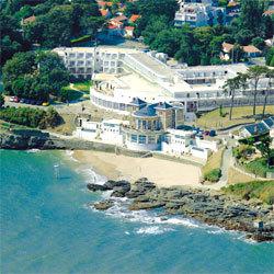 le Resort Hôtel Thalasso et Spa Alliance à Pornic