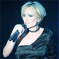Patricia Kaas chante Kabaret