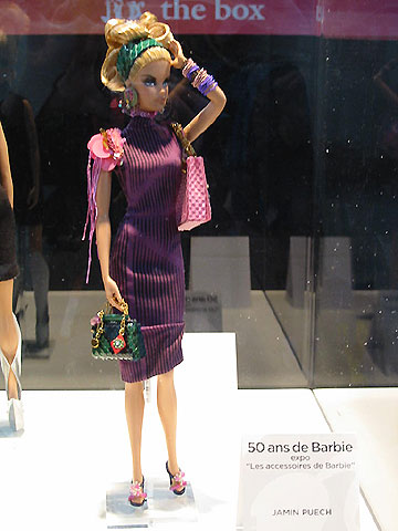Barbie et les accessoires Jamin Puech