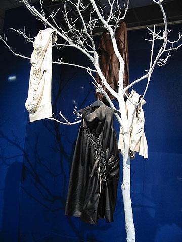 robes en cuir tressé Denis Gagnant