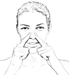 gym pour affiner le nez (D.R.)