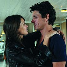 Barbara Schulz et Marc Lavoine dans 'Celle que j'aime' d'Elie Chouraqui