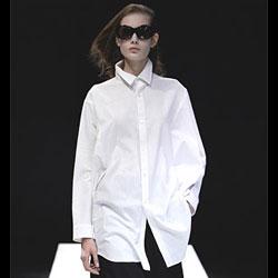 Chemise blanche Yohji Yamamoto