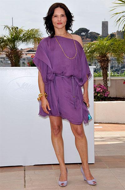 Chiara Caselli © Franck Provost – Cannes 2009.