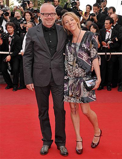 Olivier Baroux et Coralie © Franck Provost – Cannes 2009.