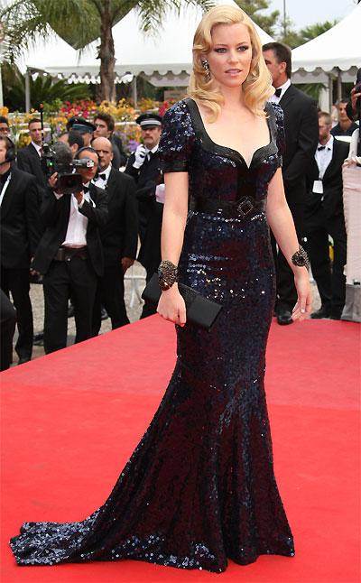 Elisabeth Banks © Franck Provost – Cannes 2009.