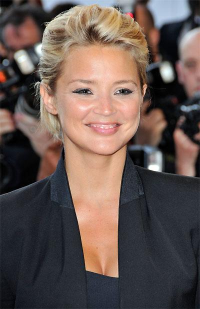 Virginie Efira © Franck Provost – Cannes 2009.