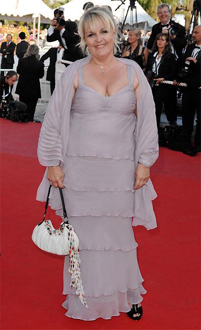 Valérie Damidot © Franck Provost – Cannes 2009.