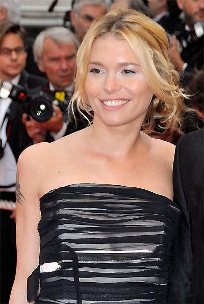 Virginie de Clauzade © Franck Provost – Cannes 2009.