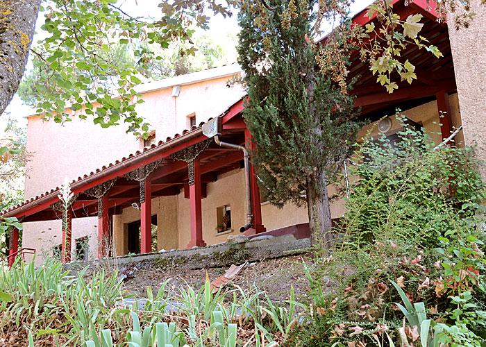 La maison d'Alexandra David-Néel à Digne les Bains © ABCfeminin.com