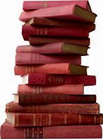 Livres en trompe-l'oeil Koziel