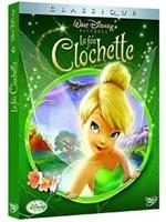 DVD La Fée Clochette