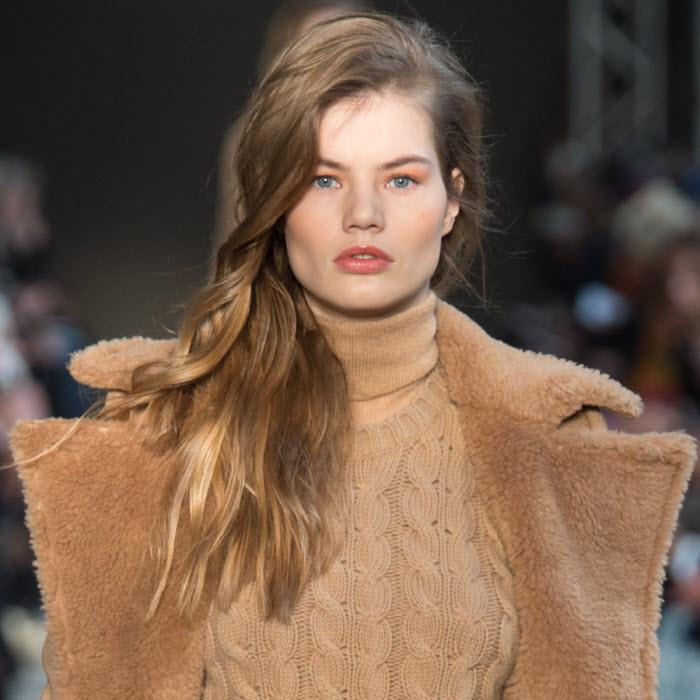 7 tendances-clés de la mode de l'hiver 2018 - Création MAX MARA