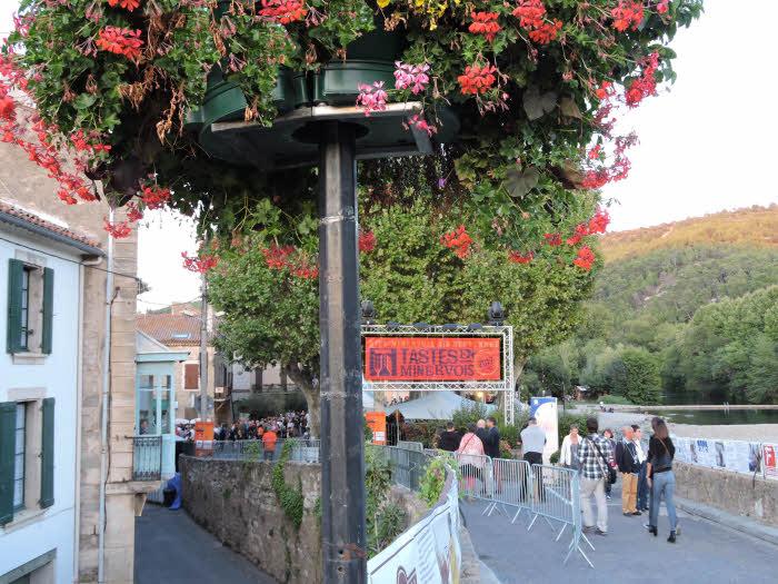 Le festival vins et gastronomie Tastes en Minervois à Bize-Minervois © ABCfeminin.com.