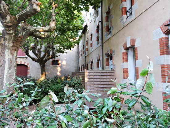 Domaine d'Hôtes Château Le Vergel-Authenac © ABCfeminin.com.
