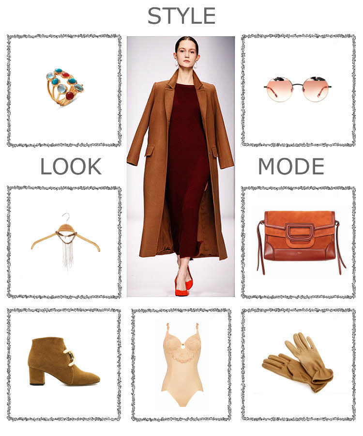 Comment accessoiriser un look BGN by Alexandr Rogov : chaussures, sac, bijoux...
