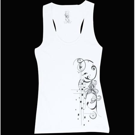 T-shirt d'Amandine Laczewny, classé 2ème au concours Cache Cache