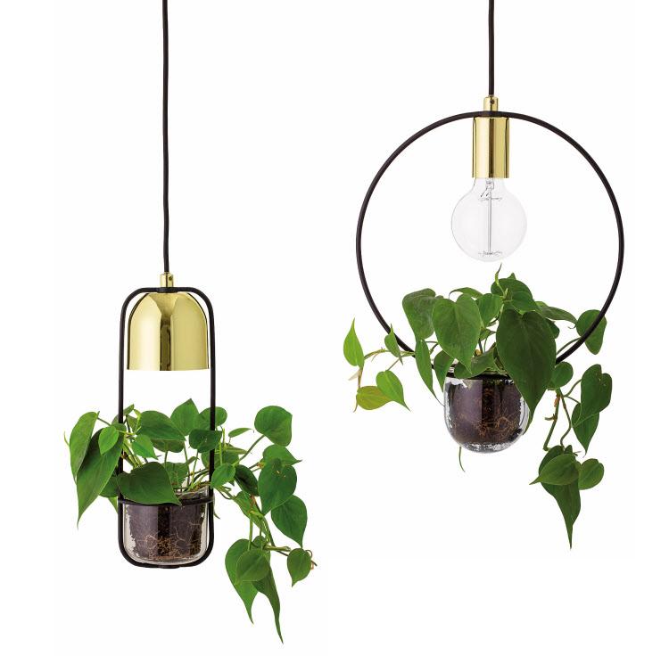 Cadeau thème NATURE - Suspensions luminaires Home Autour du Monde.